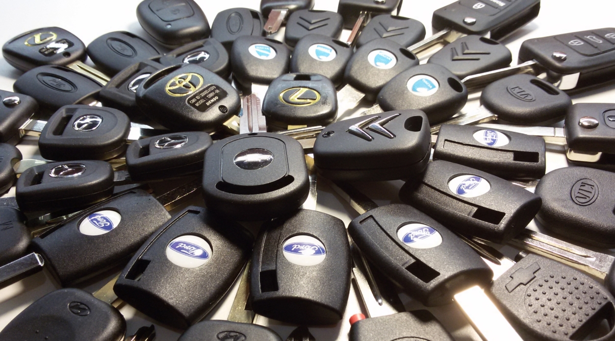 Изготовление и ремонт автомобильных ключей
